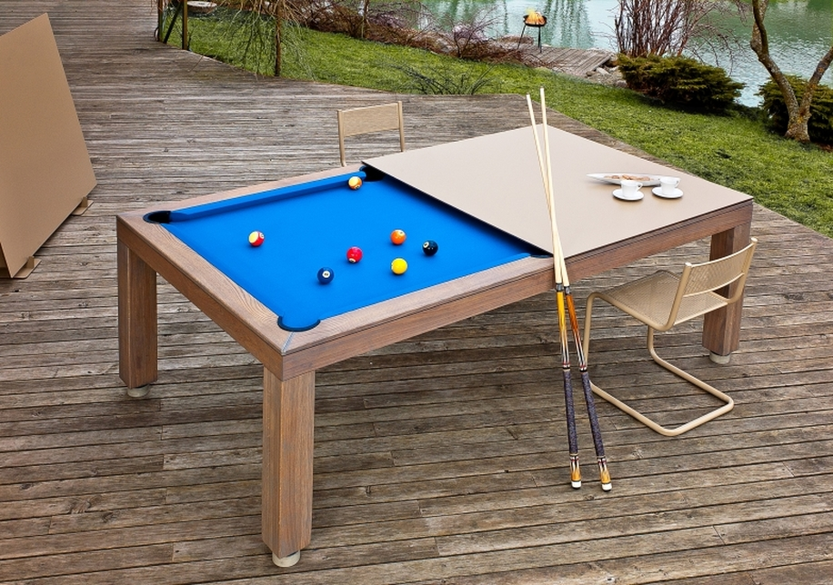 Beaautiful Convertible Pool Tables Dining Room Pool Tables Conversions