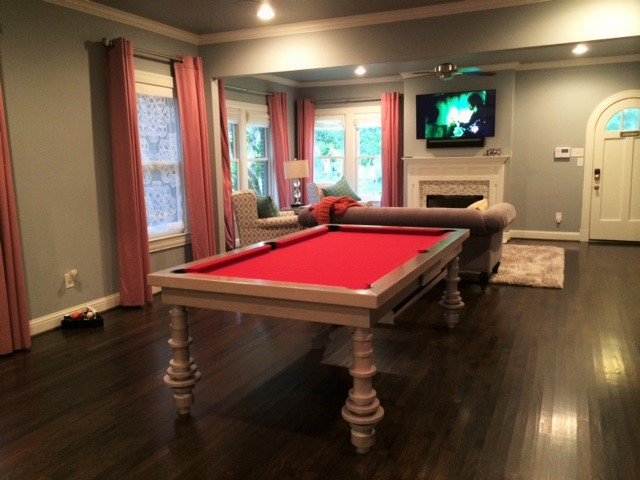 Convertible Pool Tables - Dining Room Pool Tables By Generation