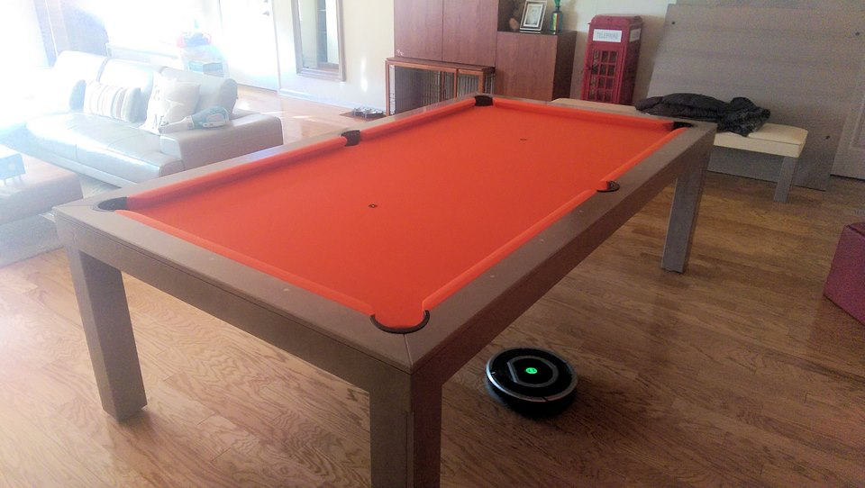 Modern Dining Pool Table
