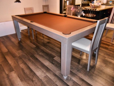 Colors Convertible Pool Tables Dining Room Pool Tables By Generation Chic Pool