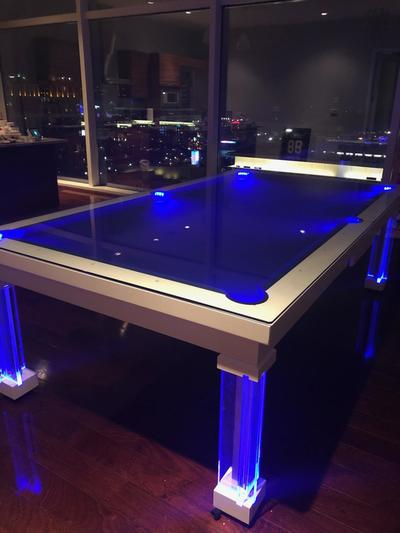 Dining Pool Table in Georgia October 2017