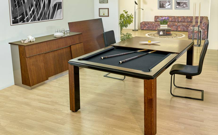tables by color dining room pool tables by generation chic pool. Black Bedroom Furniture Sets. Home Design Ideas