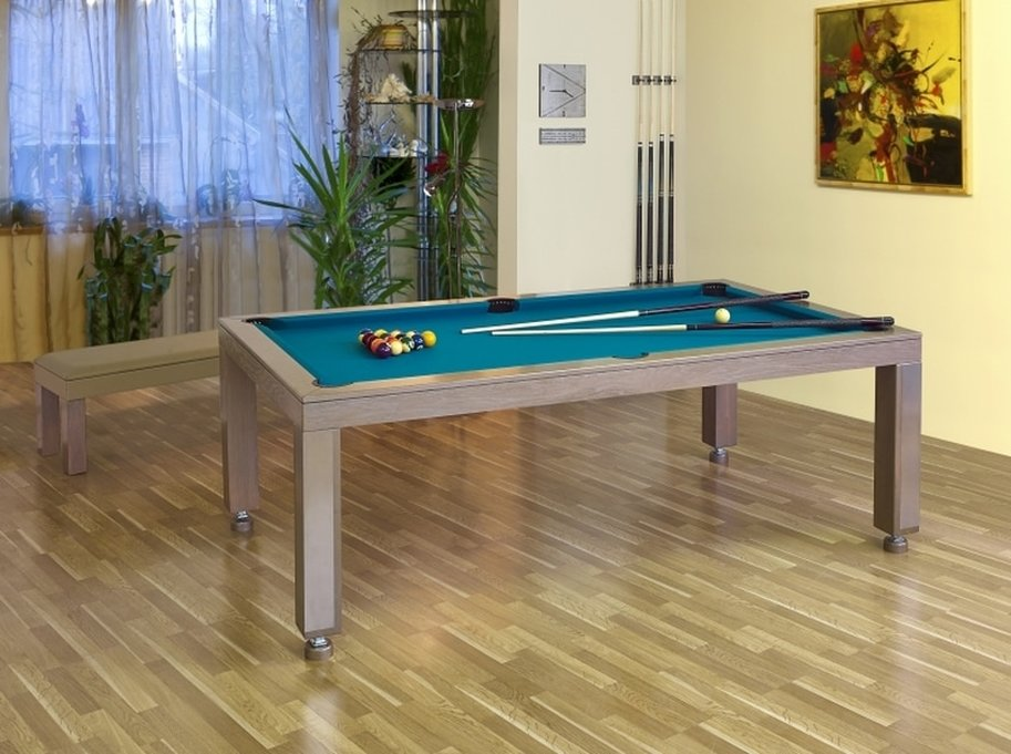 TRINITY Dining Pool Table
