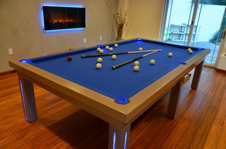 Convertible Pool Tables - Dining Room Pool Tables by Generation ...