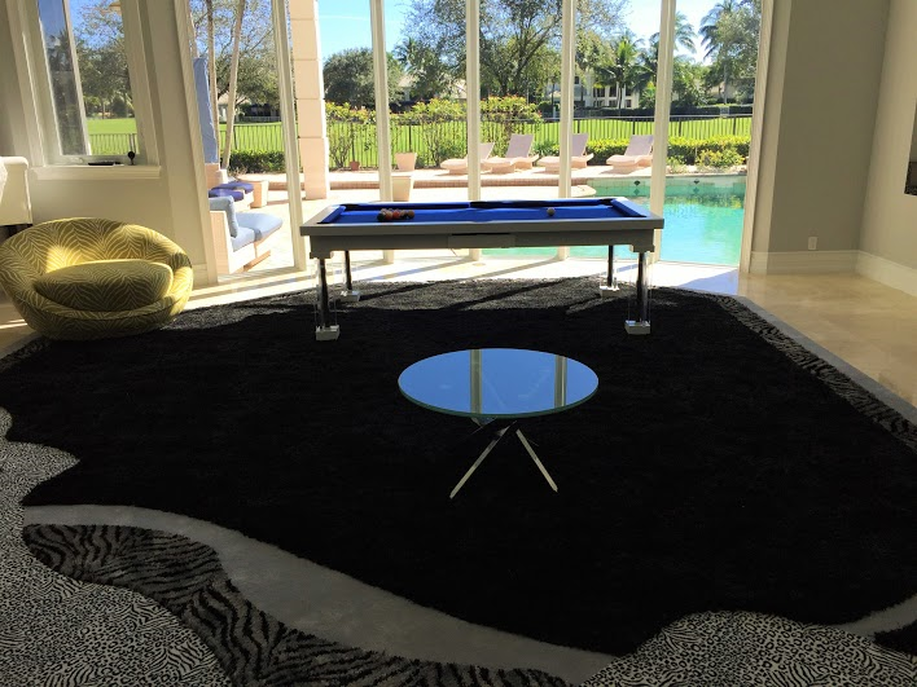 2 in 1 Dining Pool Table