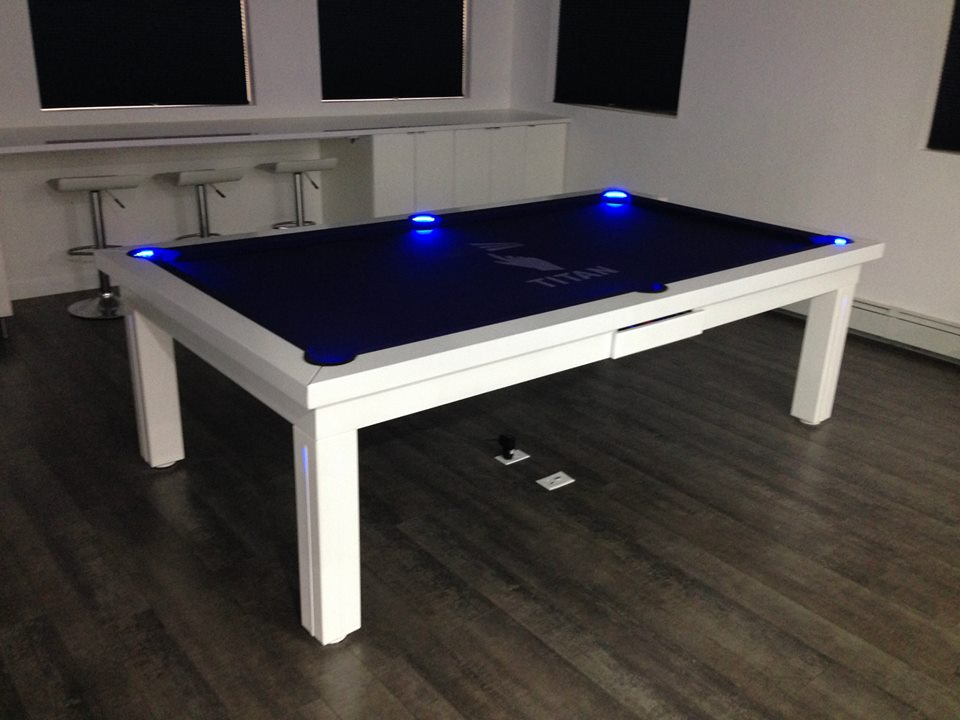 Conversion Dining Pool Table