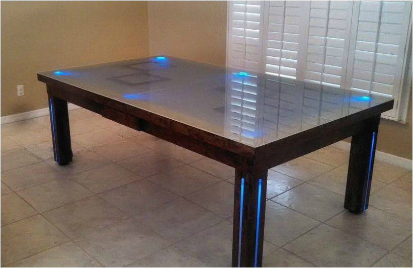 Conversion Pool Tables   Dining Room Pool Tables by Generation Chic Pool. Conversion Pool Tables   Dining Room Pool Tables by Generation