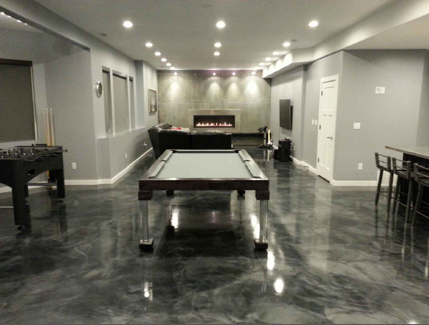 Steel Dining Room Pool Tables