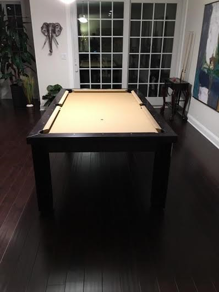 Elegant Pool Table