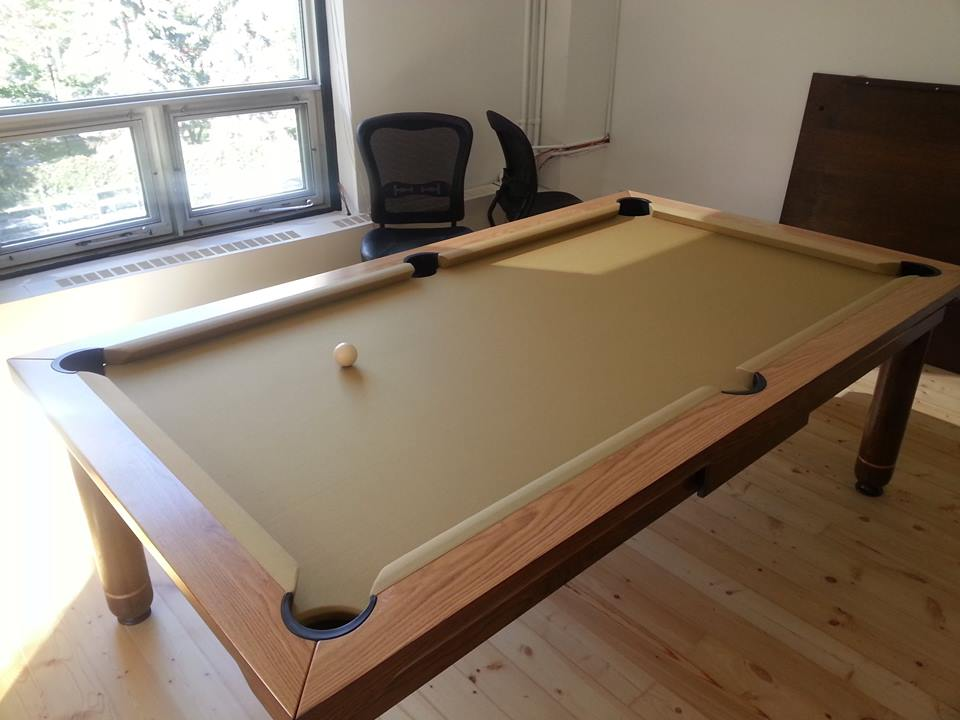 Conversion Pool Table