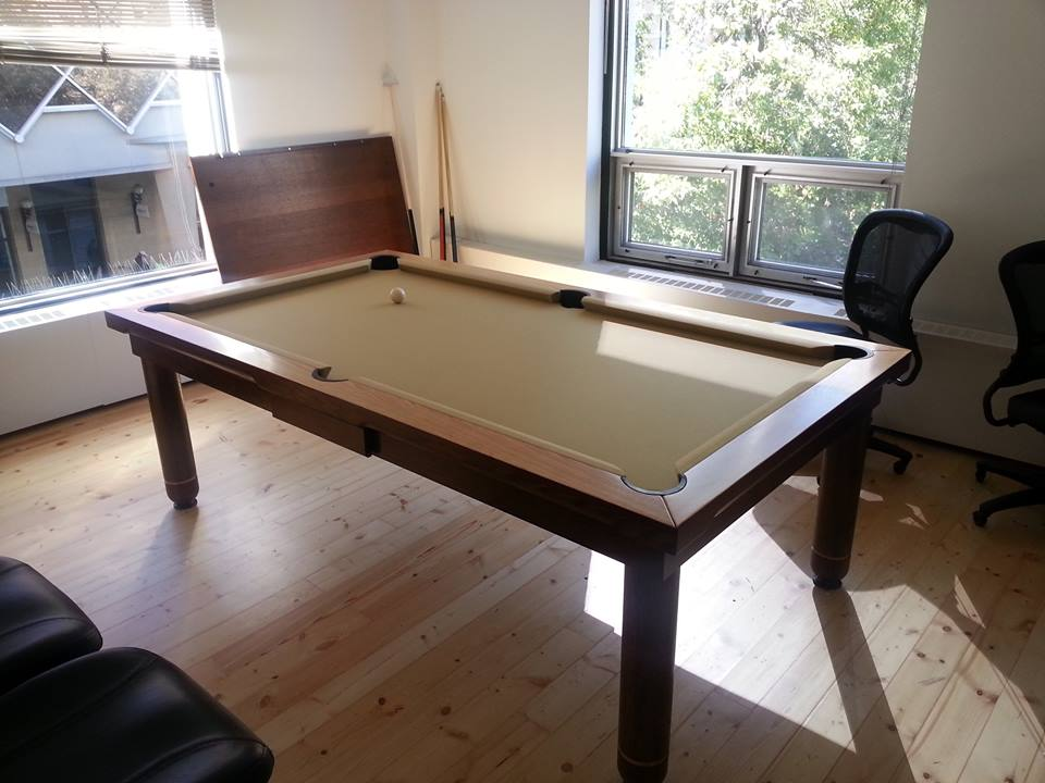 Convertible Dining Pool Tables - Dining Room Pool Tables by ...