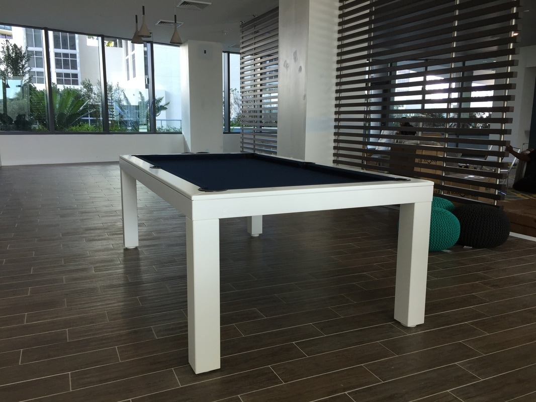 WHITE Pool Tables