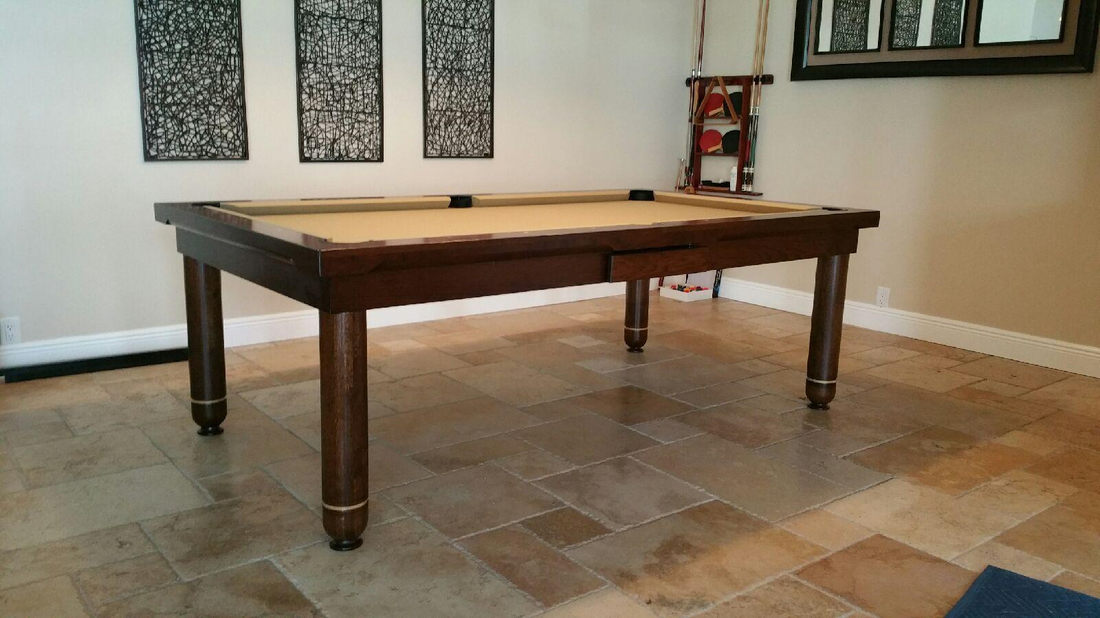 CODDINGTON ~ Dining Pool Table