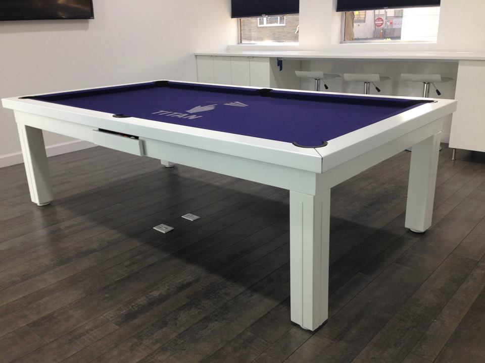 CLOUD 9 Dining Pool Table