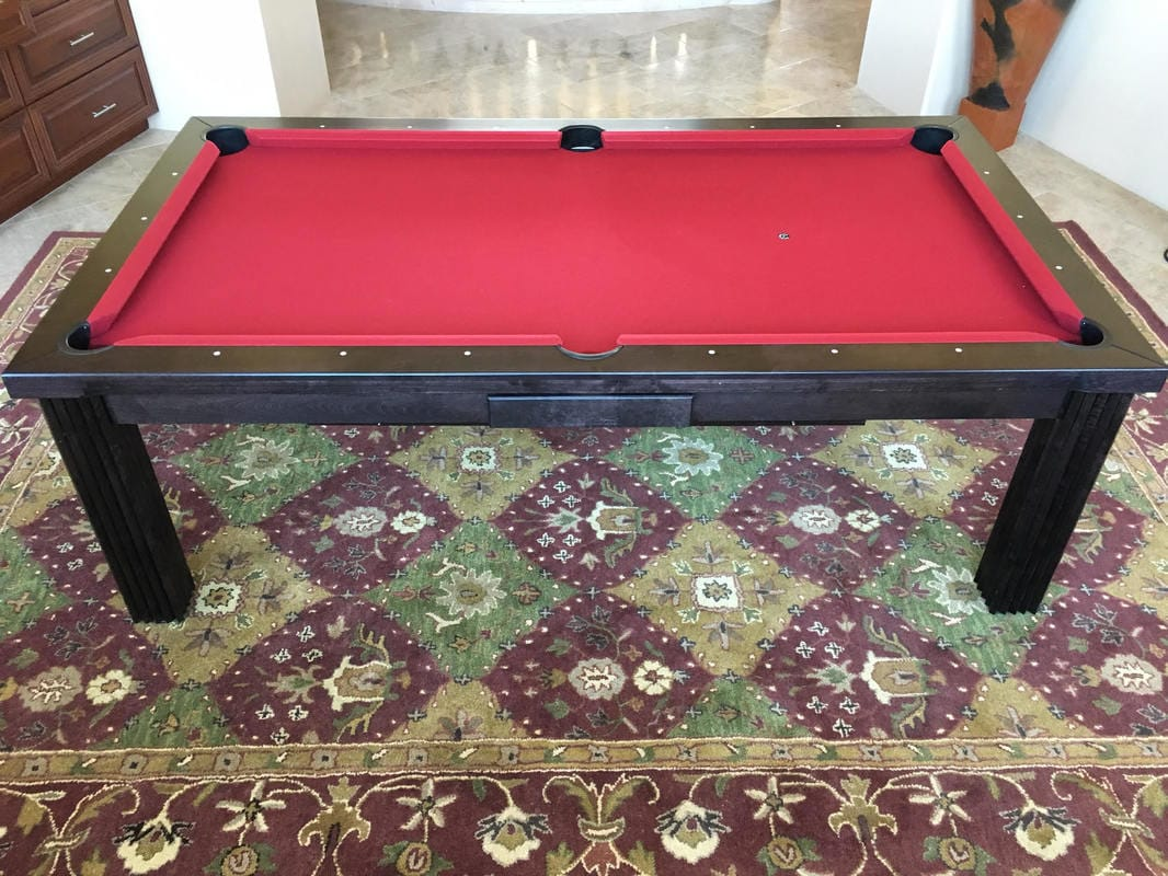 Dining Room Pool Table