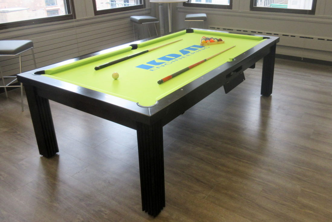 Elegant Convertible Pool Tables Dining Room Pool Tables By Generation Chic Pool