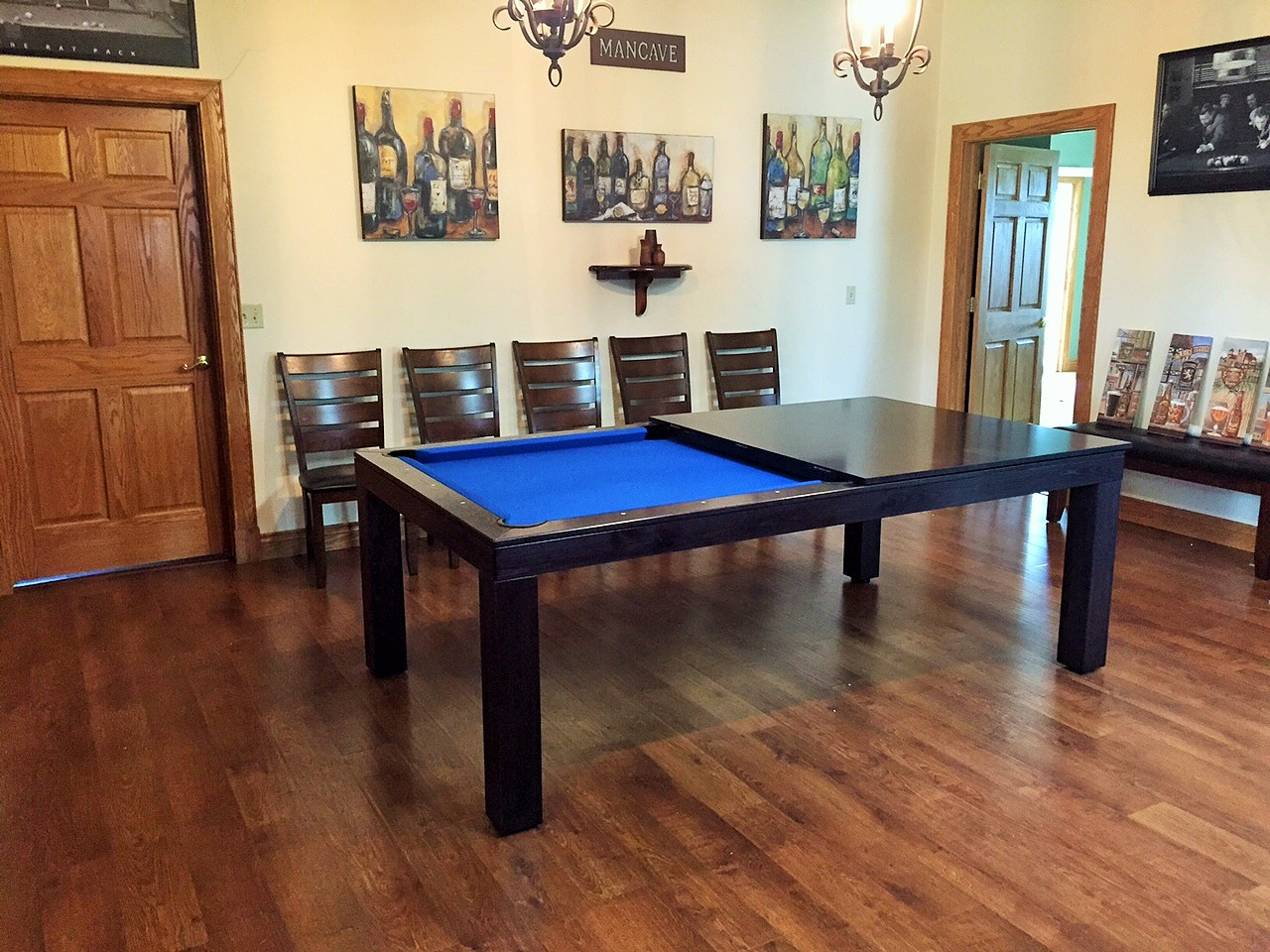 Man Cave Pool Tables