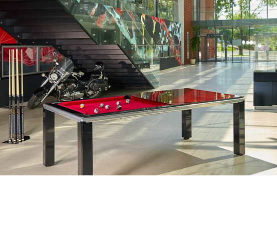 Awesome Convertible Pool Table